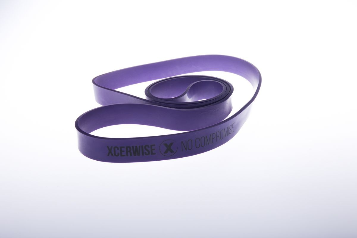 The X Bands - Purple